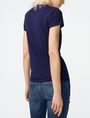 ARMANI EXCHANGE Crystal Logo Tee Short Sleeve Tee D r