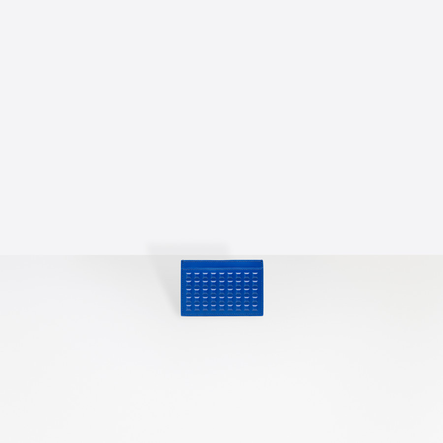 BALENCIAGA Grid Single Card Grid Accessory U f