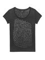 ARMANI EXCHANGE Organic Block Print Tee Graphic Tee D d