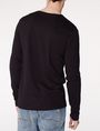 ARMANI EXCHANGE Ziggy Logo Long-Sleeve Tee Graphic T-shirt Man r