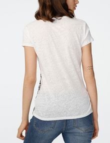ARMANI EXCHANGE Natural Ombre Tee Graphic Tee D r