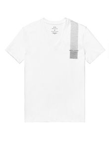 ARMANI EXCHANGE Spiral 91 Tee Graphic Tee U d
