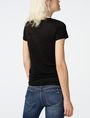 ARMANI EXCHANGE A|X Palm Tee Short Sleeve Tee Woman r
