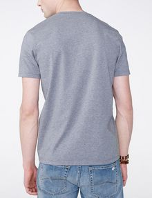 ARMANI EXCHANGE Signature A|X V-Neck Short Sleeve Tee U r