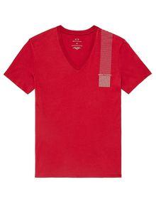 ARMANI EXCHANGE Spiral 91 Tee Graphic T-shirt Man d
