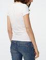 ARMANI EXCHANGE A|X Nail Stud Tee Short Sleeve Tee Woman r