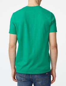 ARMANI EXCHANGE Signature A|X V-Neck Short Sleeve Tee Man r