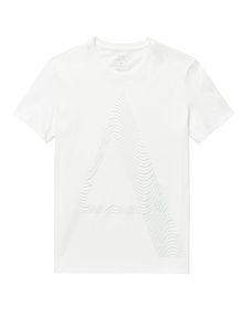ARMANI EXCHANGE Fingerprint A|X Tee Graphic Tee U d
