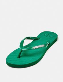 ARMANI EXCHANGE Classic Tonal Flip Flops Flip Flop D r