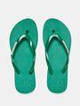 ARMANI EXCHANGE Classic Tonal Flip Flops Flip Flop D f
