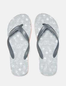 ARMANI EXCHANGE Grid Dot Flip Flop flip-flop Man f