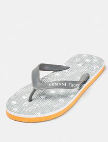 ARMANI EXCHANGE Grid Dot Flip Flop flip-flop Man r