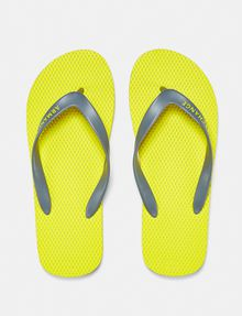 ARMANI EXCHANGE Solid Beach Flip Flop flip-flop Man f