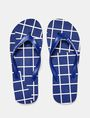 ARMANI EXCHANGE Broken Grid Flip Flop flip-flop Man f