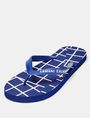 ARMANI EXCHANGE Broken Grid Flip Flop flip-flop Man r