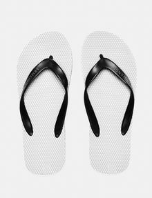 ARMANI EXCHANGE Solid Beach Flip Flop flip-flop Man r