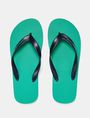 ARMANI EXCHANGE Solid Beach Flip Flop Flip Flop U f