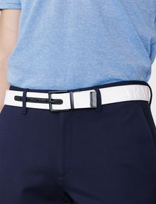 ARMANI EXCHANGE Reversible Web Belt Belt U d
