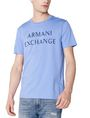 ARMANI EXCHANGE Beachy Basic Logo Tee Graphic T-shirt U f