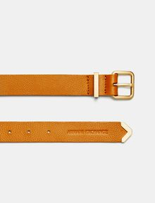 ARMANI EXCHANGE Metal Loop Belt Belt D f