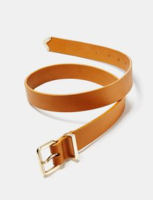 ARMANI EXCHANGE Metal Loop Belt Belt D r