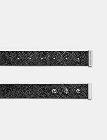 ARMANI EXCHANGE Nail Head Belt Belt D f