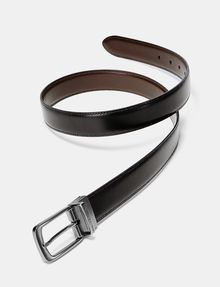 ARMANI EXCHANGE Reversible Dress Belt Belt U r
