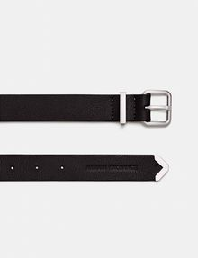 ARMANI EXCHANGE Metal Loop Belt Belt Woman f