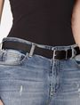 ARMANI EXCHANGE Metal Loop Belt Belt Woman d