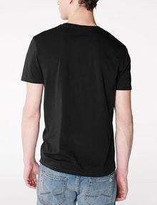 ARMANI EXCHANGE Back To Basics Logo Tee Graphic T-shirt Man r