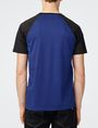 ARMANI EXCHANGE Negative Space Raglan Tee Graphic T-shirt Man r