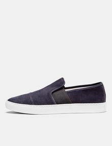 ARMANI EXCHANGE Perforated Slip-On Sneaker Sneakers U f