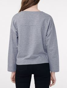 ARMANI EXCHANGE Relaxed Logo Top Sweatshirt D r