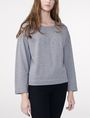 ARMANI EXCHANGE Relaxed Logo Top Sweatshirt D f