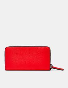 ARMANI EXCHANGE Pop Color Wristlet Wallet Wallet D r
