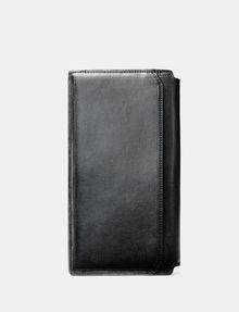 ARMANI EXCHANGE Debossed Travel Wallet Wallet Man r