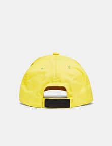 ARMANI EXCHANGE Rubber Logo Cap Hat Man r