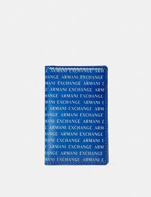 ARMANI EXCHANGE Folding Logo Cardcase Card Case U f