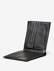 ARMANI EXCHANGE Embossed Logo Wallet Wallet U d