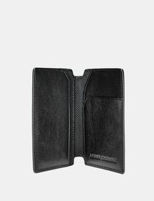 ARMANI EXCHANGE Debossed Cardcase Card Case U d