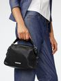 ARMANI EXCHANGE Perforated Mini Crossbody Shoulder bag D a