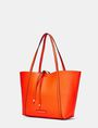ARMANI EXCHANGE Reversible Pop Color Tote Shoulder bag D d