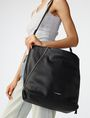 ARMANI EXCHANGE Perforated Paneled Hobo Shoulder bag D e