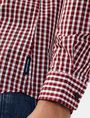 ARMANI EXCHANGE Mini Check Shirt Long sleeve shirt Man e