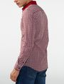 ARMANI EXCHANGE Mini Check Shirt Long sleeve shirt Man r