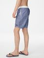 ARMANI EXCHANGE Colorblock Mesh Swim Trunk Board Short U d