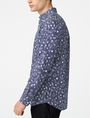ARMANI EXCHANGE Negative Space Dot Print Shirt Long sleeve shirt U d
