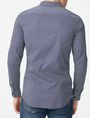 ARMANI EXCHANGE Mixed Microdot Shirt Long sleeve shirt Man r