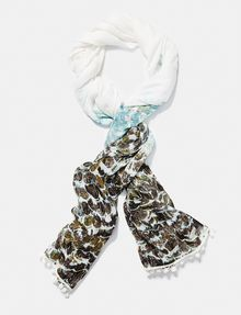 ARMANI EXCHANGE Ombre Dot Scarf Scarf D r