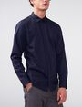 ARMANI EXCHANGE Stretch Slim-Fit Shirt Long sleeve shirt U d